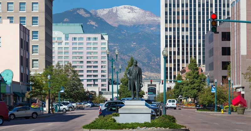 Downtown Colorado Springs | Homes For Sale In Colorado Springs, CO