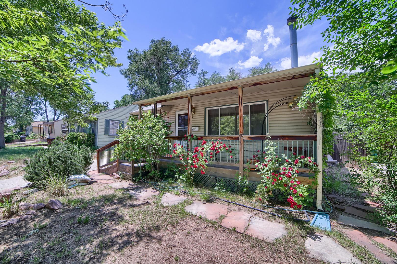 West Colorado Springs Ranch