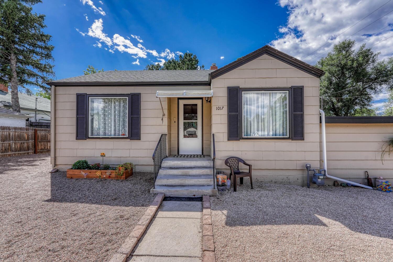 Downtown Colorado Springs Single Level Home
