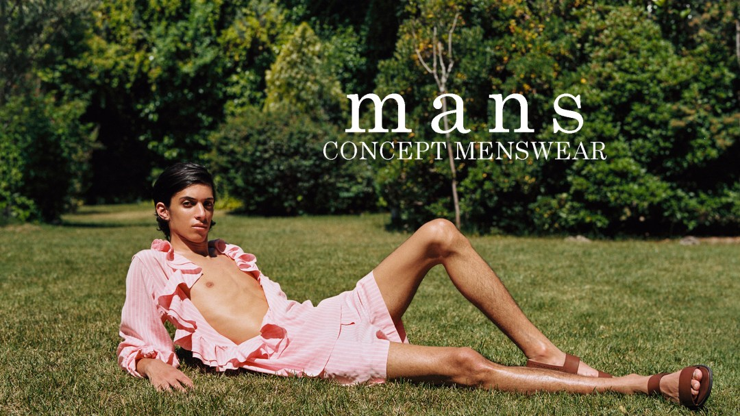 You know my name | Mans Concept Menswear