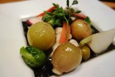 Warmed Vegetables