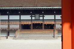 Shishinden main hall