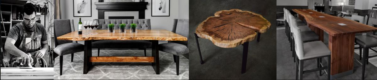 fullwidth footer live edge tables and custom furniture