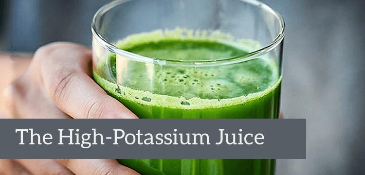 High-Potassium Juice Recipe (and Smoothie) - Live Energized