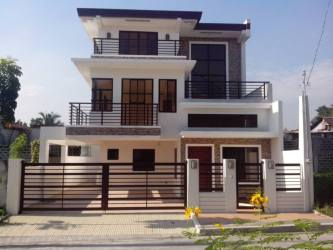 storey modern story plans philippines designs rooftop three beach nz houses architecture fantastic elevation front contemporary source enhanced jbsolis fence