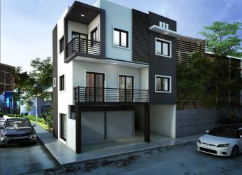 storey philippines designs rooftop building three architecture homes enhanced construction visit facade nice