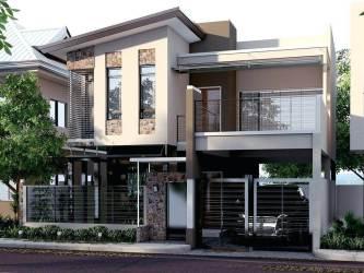 modern filipino philippine pinoy glass houses philippines plans bungalow exterior sketchup deck tutorial architects jonald making floor series magistrado mini