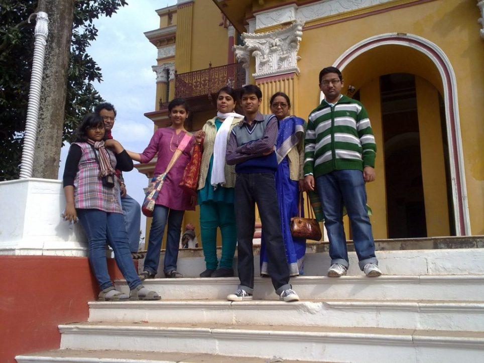Like-minded two families at Mushidabad