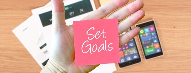 Goal setting- What and how I learnt