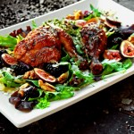 Gold Coast Summer Salad with Sweet and Spicy BBQ'd Chicken