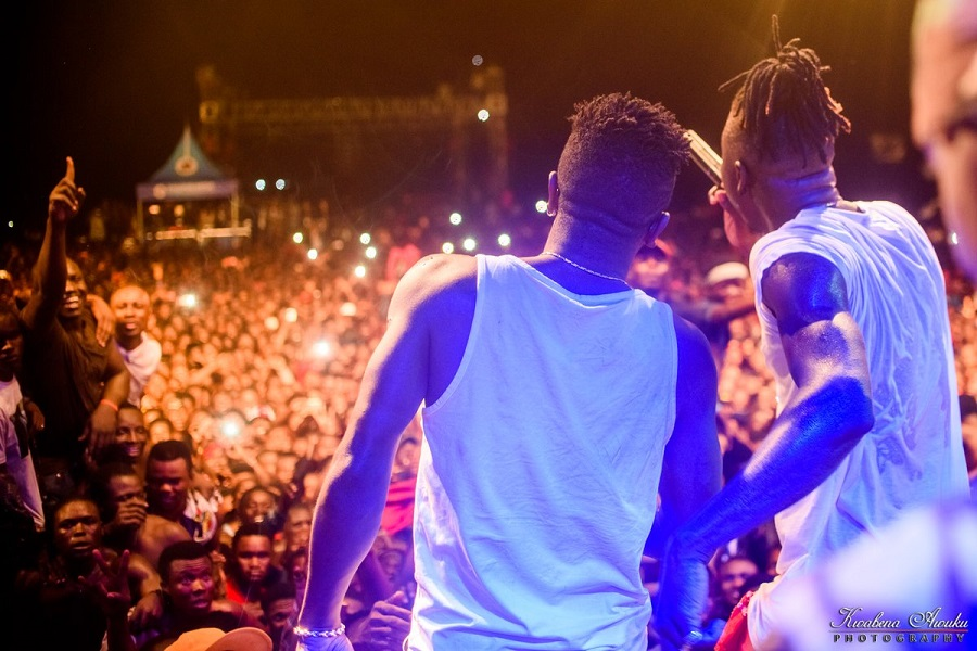 Stonebwoy Wishes Shatta Wale Blessed Happy BirthdayStonebwoy Wishes Shatta Wale Blessed Happy
