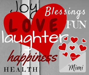 Love laughter Hearts