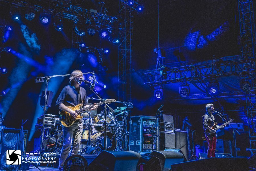 Phish Debuts Led Zeppelins The Ocean During Jam Fueled