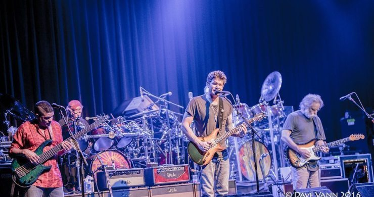 Dead & Company Announces Partnership With Nugs Net For