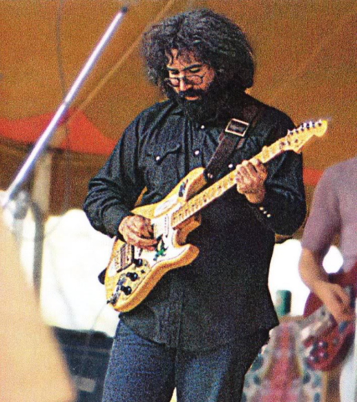 A Brief History Of Jerry Garcias Five Most Well Known Guitars