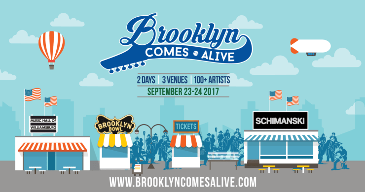 Brooklyn Comes Alive
