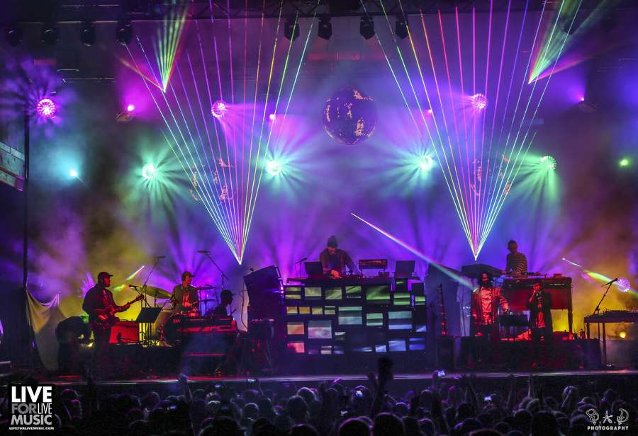 Pretty Wallpapers For Fall Pretty Lights Announces Live Band Fall Tour Dates