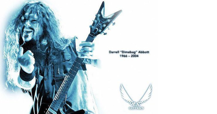 Remembering Pantera's Dimebag Darrell On The Anniversary Of