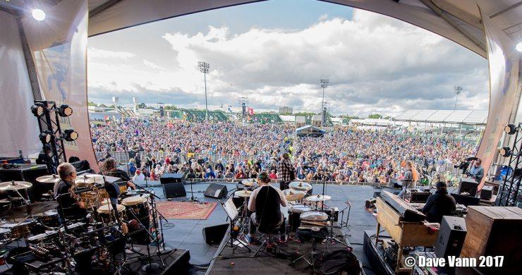 Widespread Panic at Jazz Fest