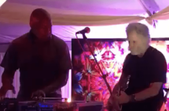 DJ Logic & Bob Weir