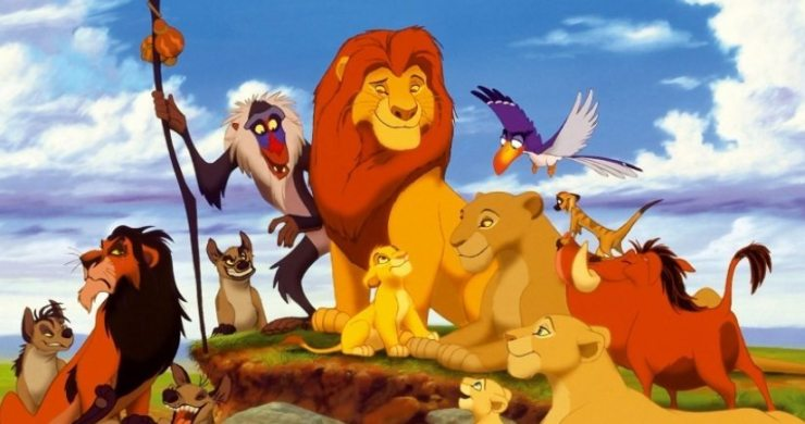 Holy Shit You Guys Did You See The Cast For The New Lion King Remake