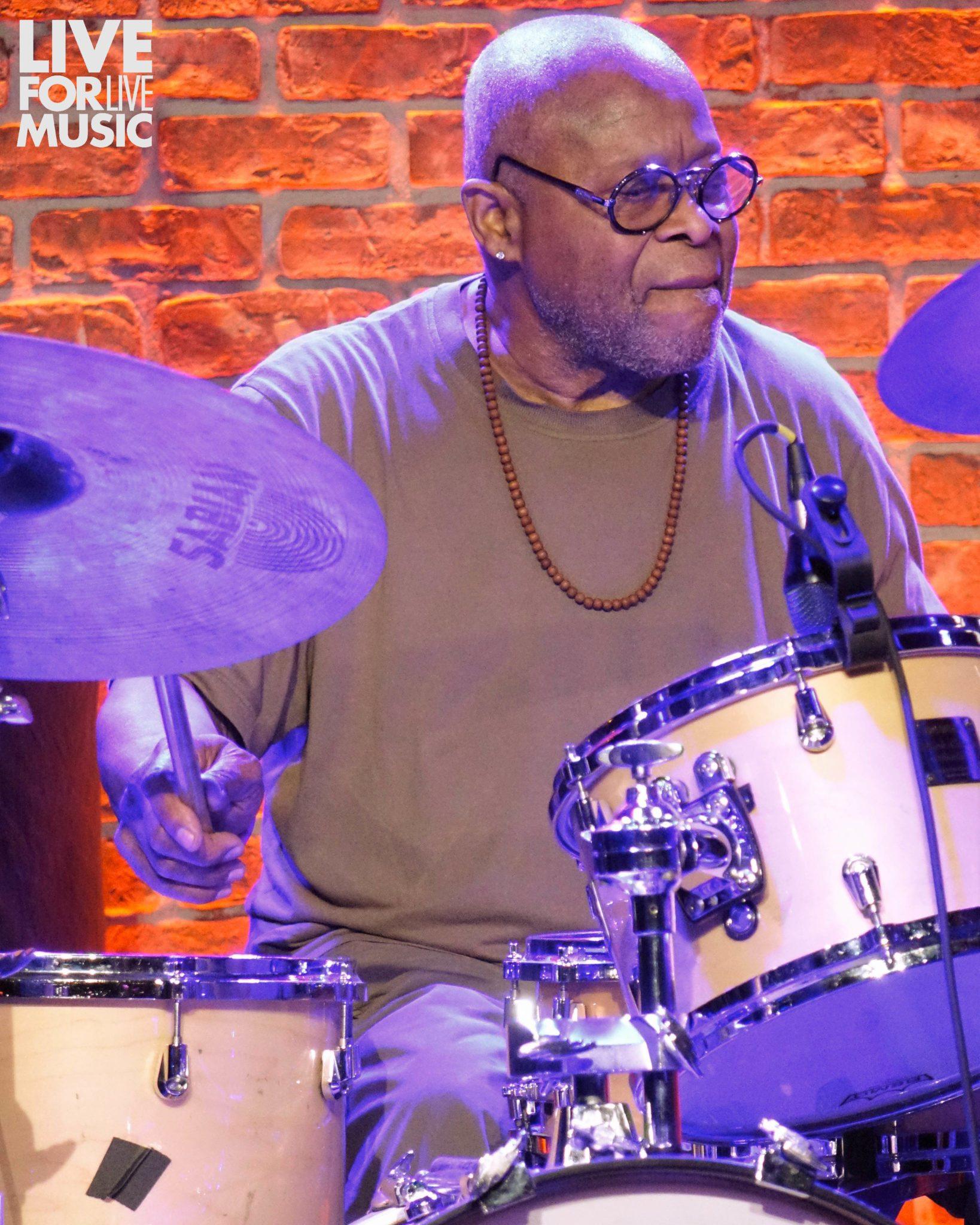 PHOTOS: Jaimoe's Jasssz Band At The Iridium Jazz Club In