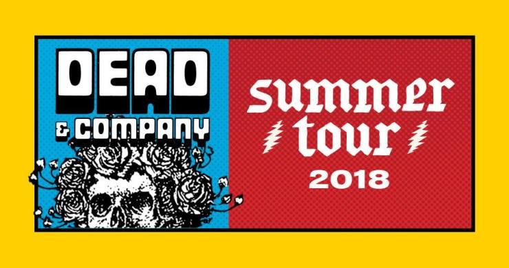 020a98de0ba Dead   Company Announce 2018 Summer Tour