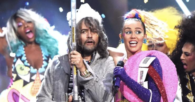 Miley Cyrus' pee
