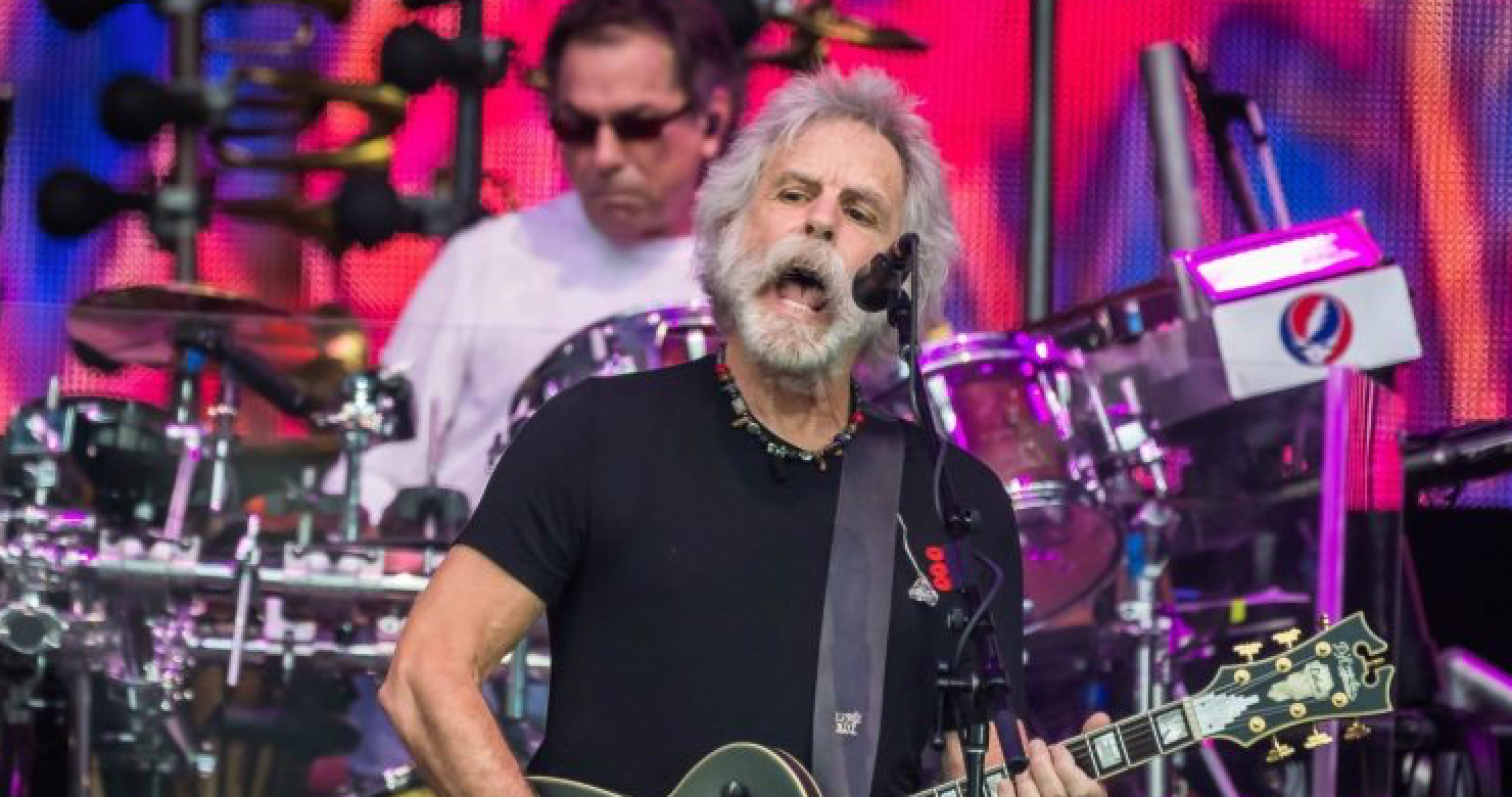 Celebrate Bob Weir's 72nd Birthday With 20 Career-Spanning Videos [Watch]