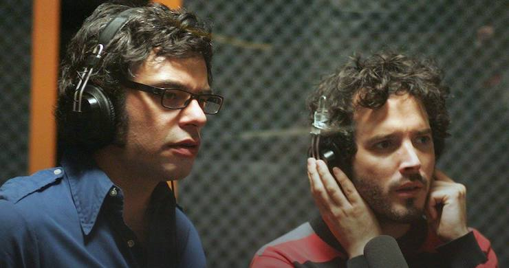 Flight Of The Conchords Share New Live Single Father And