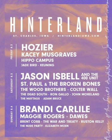 Hinterland Music Festival