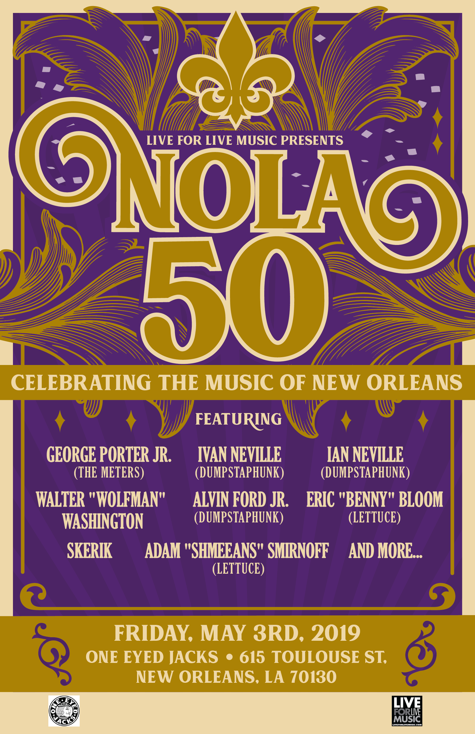 69663750291c NOLA Legends To Team Up For All-Star Celebration Of New Orleans ...