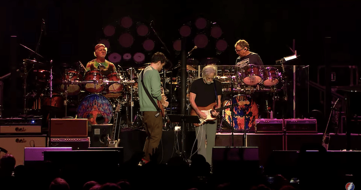 "Dead & Company Shares Pro-Shot Video Of ""Man Smart, Women Smarter"" From Fall 2017 MSG Performance [Watch]"