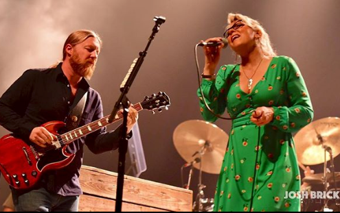 Tedeschi Trucks Band Charges Through Hershey With New Material & Kofi Tributes