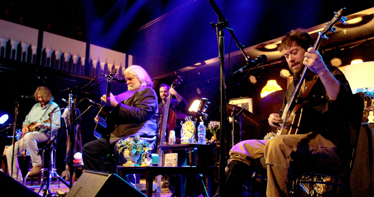 Leftover Salmon Brings Their Stories From The Living Room Tour To