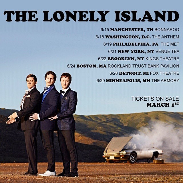 77ee64596b The Lonely Island Announces 2019 Summer Tour - Utter Buzz!