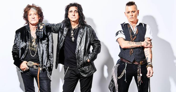 The Hollywood Vampires To Release Two New Albums In 2019
