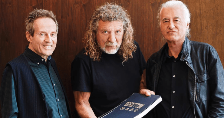 Led Zeppelin To Reunite As Replacement For The Rolling