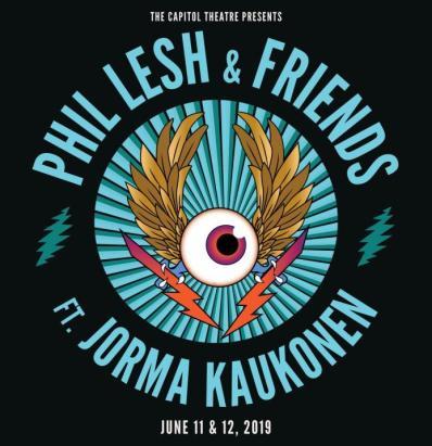 phil lesh, phil & Friends, Phil Lesh Capitol Theatre, Phil LEsh Jorma Kaukonen