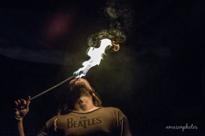 Brown Town Music Festival, Fire Breather Festival
