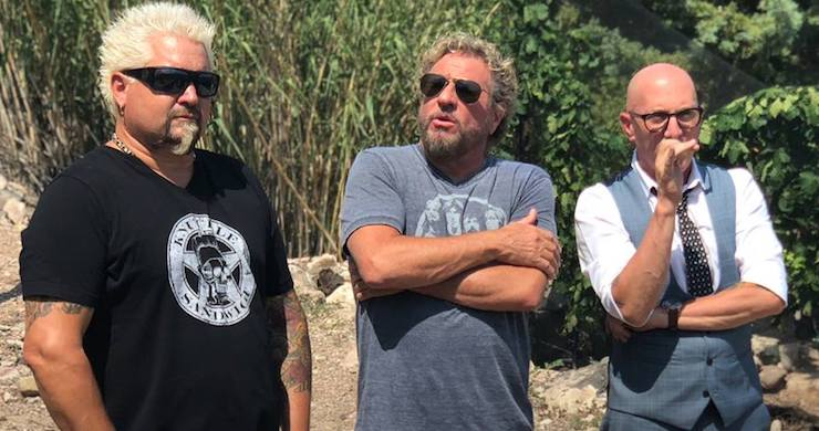 Maynard James Keenan, Willie Nelson, More To Appear On Sammy Hagar's 'Rock & Roll Road Trip'