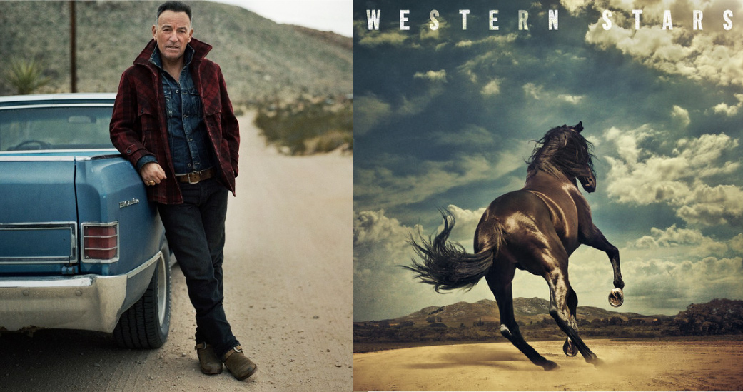 Image result for bruce springsteen western stars