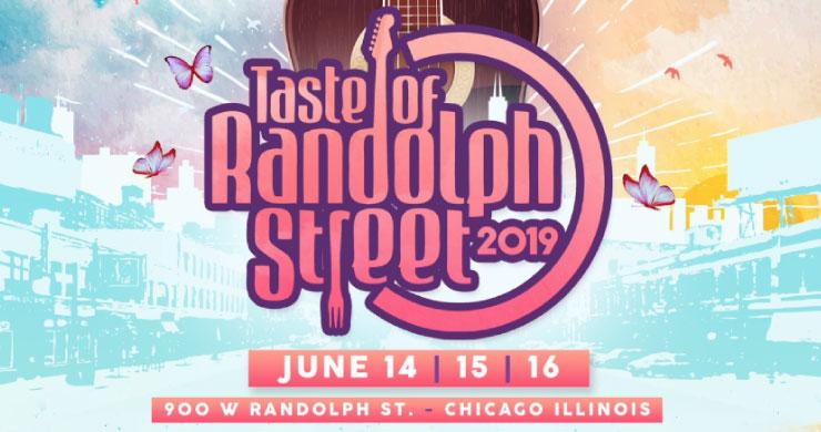 taste of randolph street, taste of randolph, taste of randolph 2019, chicago street fair