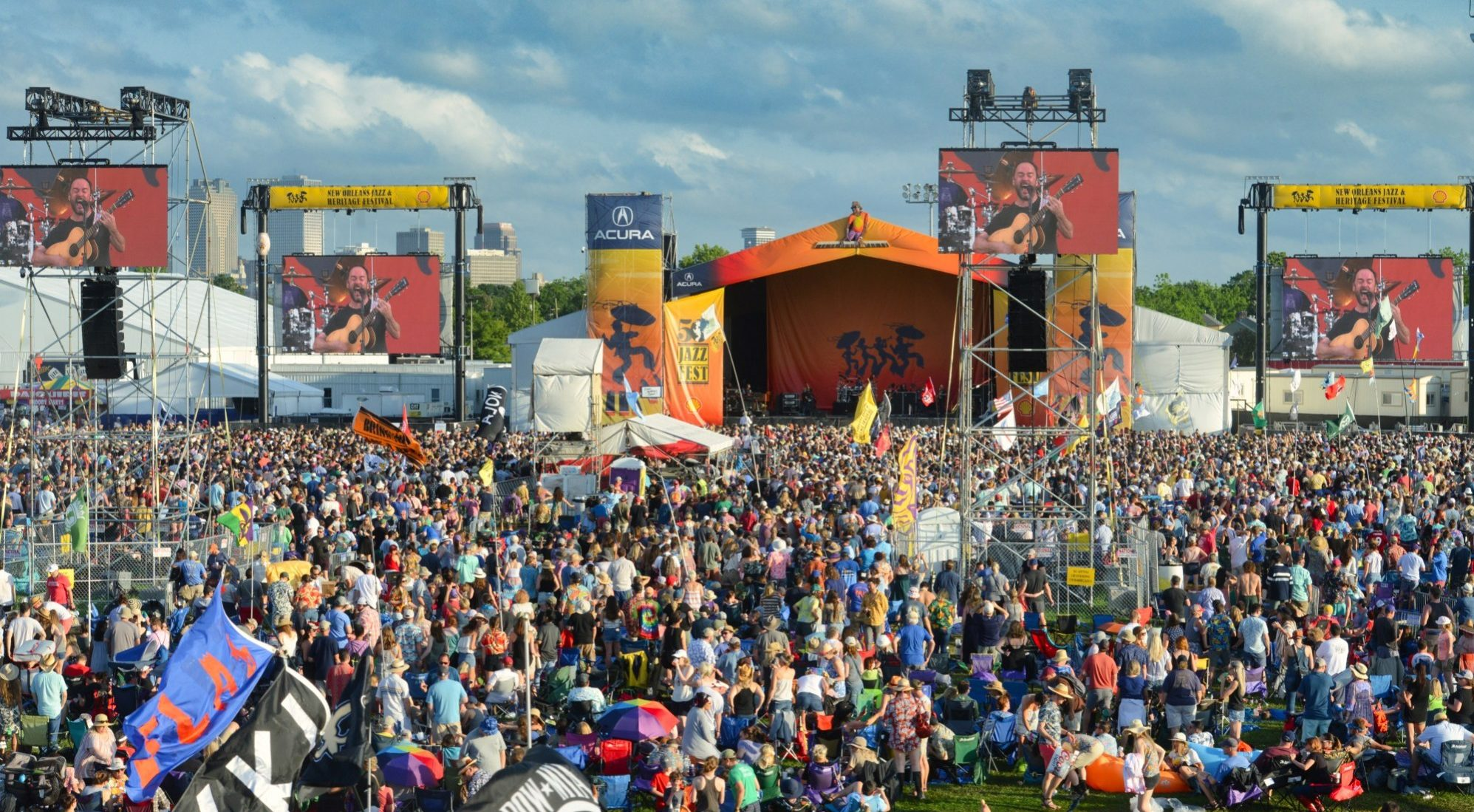 Jazz Fest New Orleans 2020 New Orleans Jazz Fest To Keep Newly Added 8th Day In 2020