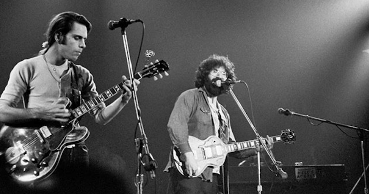 """Grateful Dead Performs """"Truckin"""", """"Morning Dew"""" From 'Europe '72 ..."""