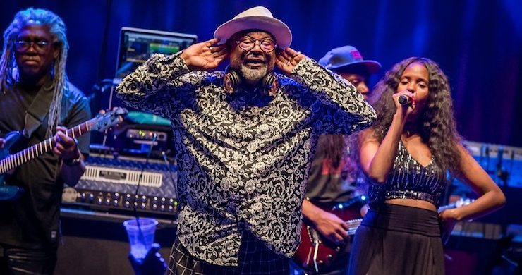 George Clinton, George Clinton & Parliament Funkadelic, George Clinton Farewell tour
