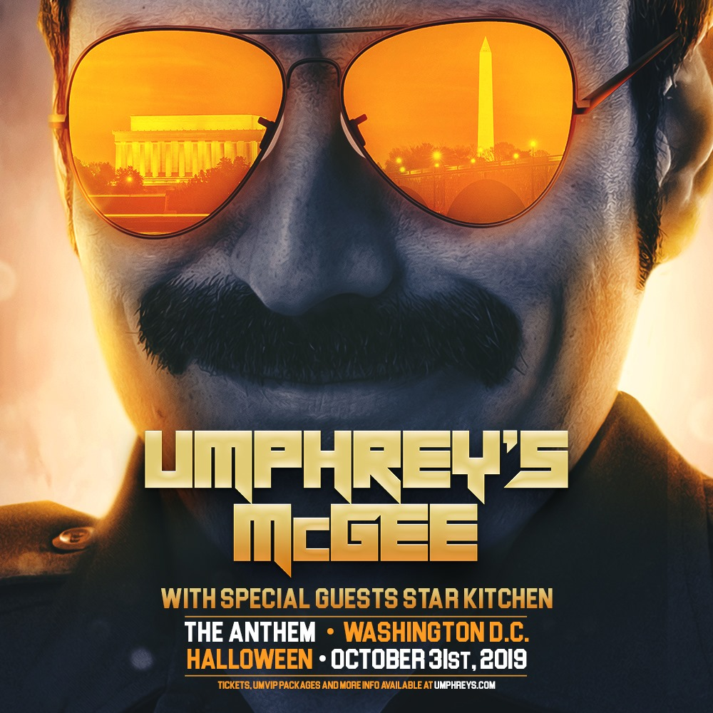 Umphrey's McGee Announces Three-Night 2019 Halloween Run