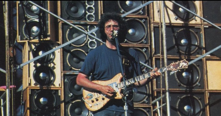 Grateful Dead Brings Wall Of Sound To Oakland Coliseum Stadium On This Day In 1974 [Listen]