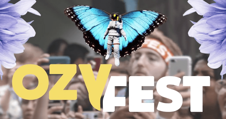 Political Candidate Beto O'Rourke Joins OZY Fest 2019