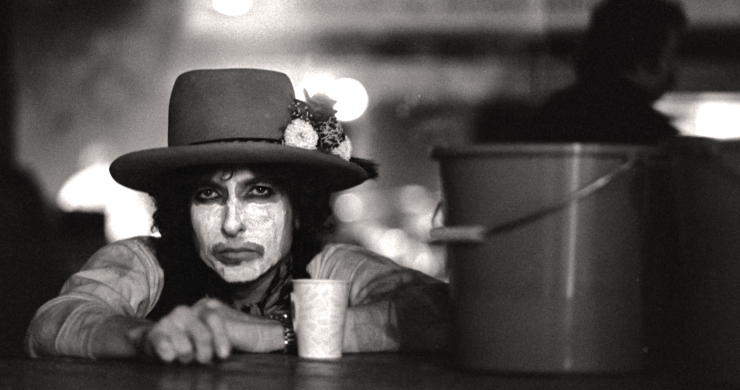 bob dylan documentary, rolling thunder revue documentary, bob dylan rolling thunder revue documentary, martin scorsese bob dylan documentary, bob dylan, martin scorsese, david mansfield